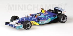Sauber C22 #9 N. Heidfeld 2003