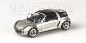 Smart Roadster Coupe 2003 Grey Metallic