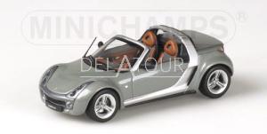 Smart Roadster Cabrio 2003 Grey Metallic