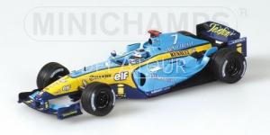 Renault R24 #7 J. Trulli 2004