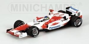 Toyota TF104 #16 C. Da Matta 2004