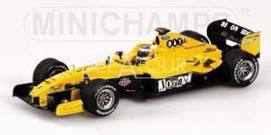Jordan EJ14 #18 N .Heidfeld 2004