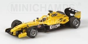 Jordan EJ14 #19 G. Pantano 2004