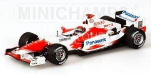 Toyota TF104 #16 J. Trulli 2004