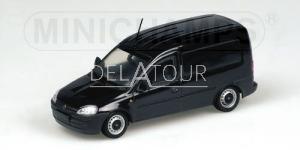 Opel Combo 2002 Black
