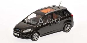 Ford C-Maxx Grande 2010 Black Metallic