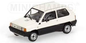 Fiat Panda 34 1980 White
