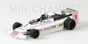 March 792 F2 #1 S. Nakajima 1979