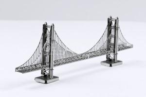 Golden Gate Bridge San Francisco Silver