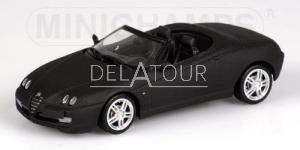 Alfa Romeo Spider 2003 Matt Black