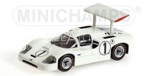 Chaparral 2F #1 500 Brands Hatch 1967