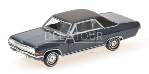 Opel Diplomat V8 Coupe 1965 Blue