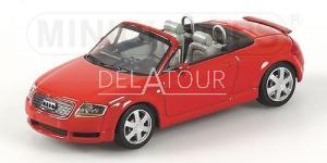 Audi TT Roadster 2000 Red