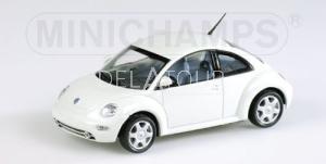 Volkswagen New Beetle 1998 White