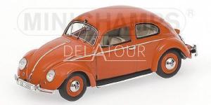 Volkswagen 1200 Export Vigili Del Fuoco 1951