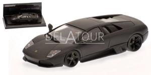 Lamborghini Murcielago LP640 2006 Matt Black