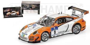 Porsche GT3R Hybrid #9 24H Nurburgring 2010