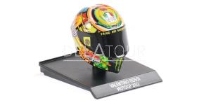 V. Rossi Helmet MotoGP 2012