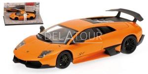 Lamborghini Murcielago LP670-4 SV 2009 Orange