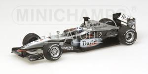 McLaren MP4/16 #4 D. Coulthard 2001