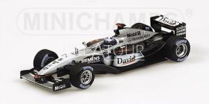 McLaren MP4/17 #4 D. Coulthard 2003
