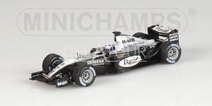 McLaren MP4/18 #4 D. Coulthard 2003