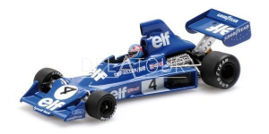 Tyrell Ford 007 #3 P. Depailler 1975