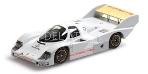 Porsche 956K Weissach Roll Out 1982