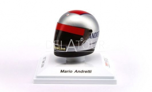 Mario Andretti Helmet 1977