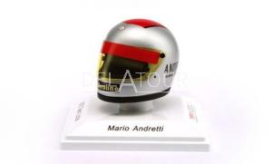 Mario Andretti Helmet 1978