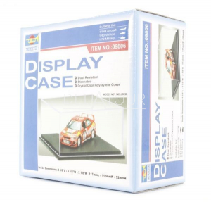 Display Case 117 * 117 * 52 mm