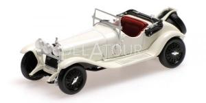 Alfa Romeo 6C 1750 GS 1930 White