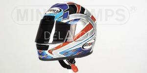 R. Xaus Helmet MotoGP 2001