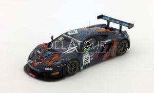 McLaren MP4-12C GT3 #88 24H Spa 2013