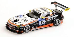 Mercedes AMG GT3 #65 24H Nurburgring 2012