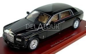 Rolls Royce Phantom EWD Sedan 2012 Black