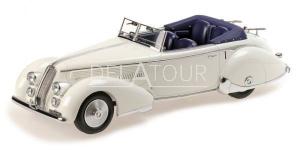 Lancia Astura Tipo 233 Corto 1936 White