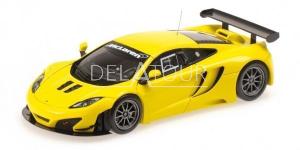 McLaren MP4-12C GT3 2012 Yellow