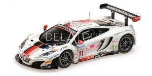 McLaren MP4-12C GT3 #11 24H Spa  2013