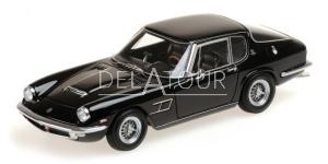 Maserati Mistral Coupe 1963 Black