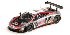 McLaren MP4-12C GT3 #107 24H Spa  2013