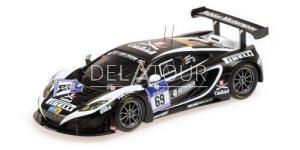 McLaren MP4-12C GT3 #69 24H Spa  2013