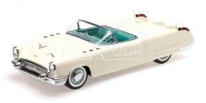 Buick Wild Cat I 1953 White