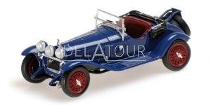 Alfa Romeo 6C 1750 GS 1930 Blue