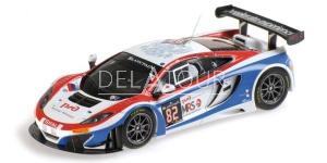 McLaren MP4-12C GT3 #82 24H Spa  2014