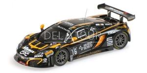 McLaren MP4-12C GT3 #16 24H Spa  2013