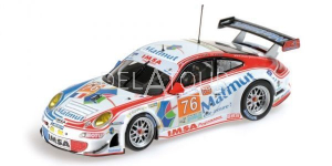 Porsche 911 GT3-RS #76 24H LeMans 2010