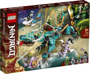 Ninjago Jungle Draak