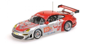 Porsche 911 GT3-RS #80 24H LeMans 2010