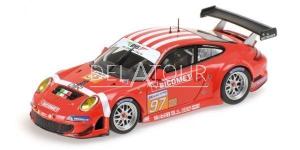 Porsche 911 GT3-RSR #97 24H LeMans 2010